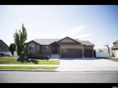 Tremonton Single Family Home For Sale: 715 N 980 W