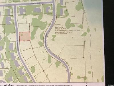 Provo Residential Lots & Land For Sale: 1414 N 1500 E