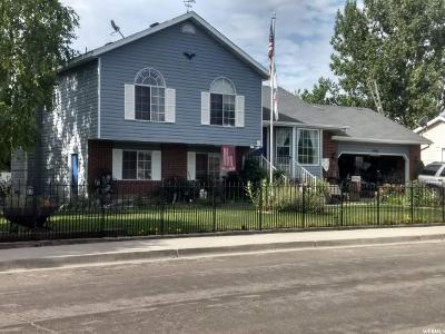 Lehi Single Family Home For Sale: 490 E 350 S