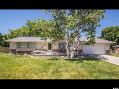 North Logan Single Family Home For Sale: 2207 N 1450 E