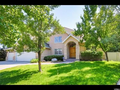 Murray Single Family Home For Sale: 594 E Lincoln Pl