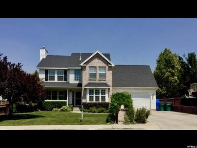 Orem Single Family Home For Sale: 834 W 260 S