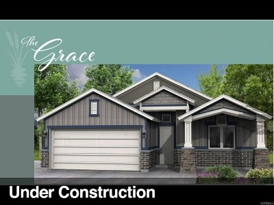 South Weber Single Family Home Under Contract: 559 E Spaulding Way #210