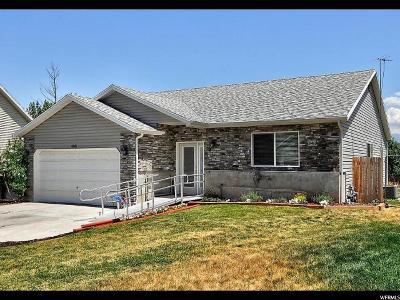 West Jordan Single Family Home For Sale: 6961 Foxflower Ct