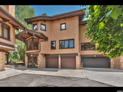 Park City Condo For Sale: 7364 Silver Bird Dr #27