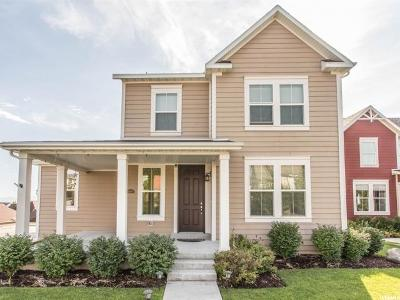 South Jordan Single Family Home For Sale: 10399 S Millerton Dr W