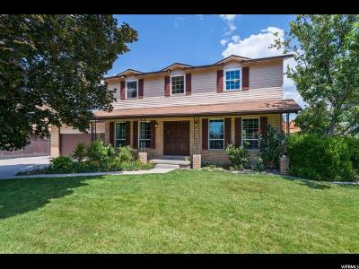 Sandy Single Family Home For Sale: 801 Silver Sage Dr