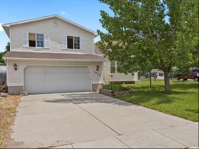 Tooele Single Family Home For Sale: 1027 S 810 W