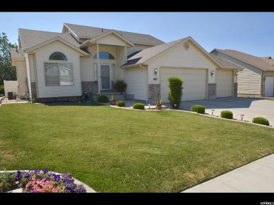 Tooele Single Family Home For Sale: 887 Fox Run Dr