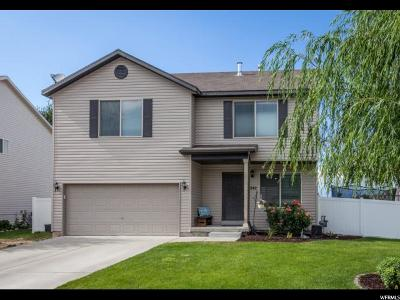 Spanish Fork Single Family Home For Sale: 1242 W 520 S