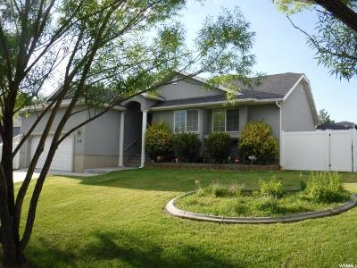 Lehi Single Family Home For Sale: 512 W 2375 N