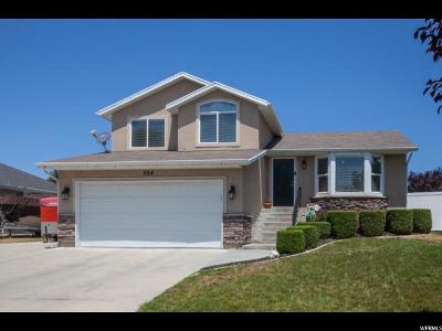Murray Single Family Home For Sale: 524 Krista Ct