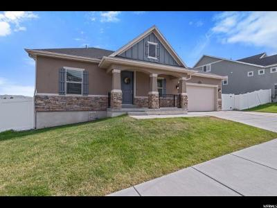 South Jordan Single Family Home For Sale: 1097 Koch Dr
