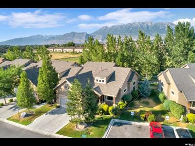 Orem Townhouse For Sale: 1944 W Golden Pond Way