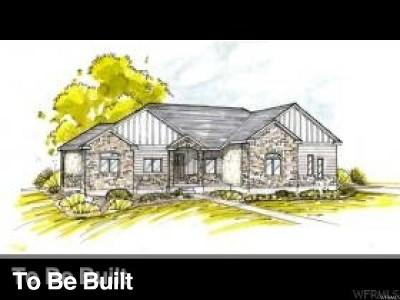 Grantsville Single Family Home For Sale: 350 E Rockaway Cv S #107