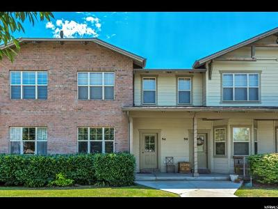 Provo Townhouse For Sale: 94 E 300 N