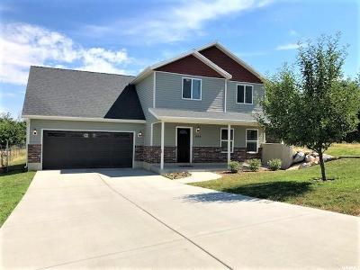 Hyde Park Single Family Home For Sale: 235 E 100 N