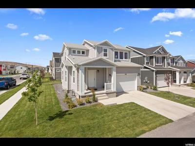 Eagle Mountain Single Family Home For Sale: 5085 E Lone Star Ln
