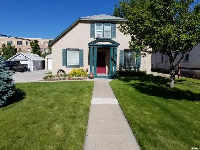 Tooele Single Family Home For Sale: 31 S 100 W