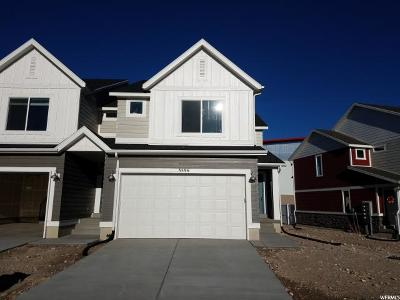 Herriman Townhouse For Sale: 3596 W Beckham Dr #315