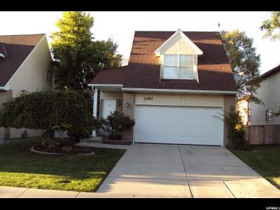 Cottonwood Heights UT Single Family Home For Sale: $349,000