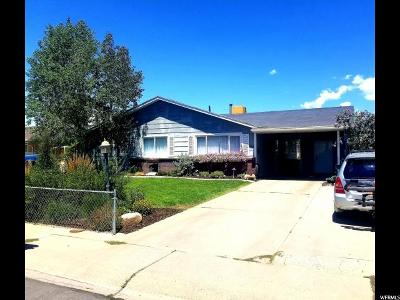 Orem Single Family Home For Sale: 928 W 280 N