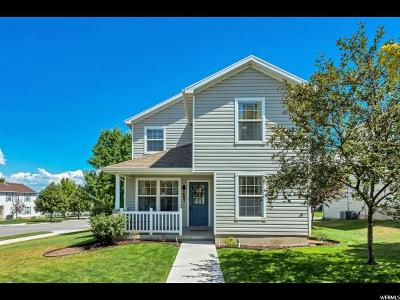 Eagle Mountain Single Family Home For Sale: 7682 N Wyatt Earp E