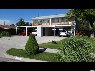 Midvale Multi Family Home For Sale: 7267 S 145 E