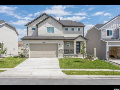 Eagle Mountain Single Family Home For Sale: 3405 E Whitewater N #225