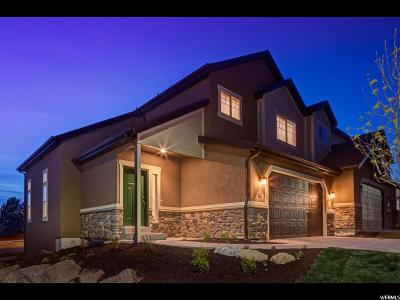 Provo Townhouse For Sale: 896 S Aspen Summit Dr