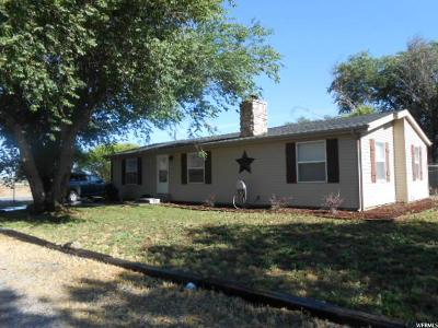 West Valley City Single Family Home For Sale: 7194 W Schuler Ave