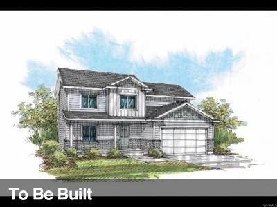 Santaquin Single Family Home For Sale: 213 W Braeburn Ln N #7