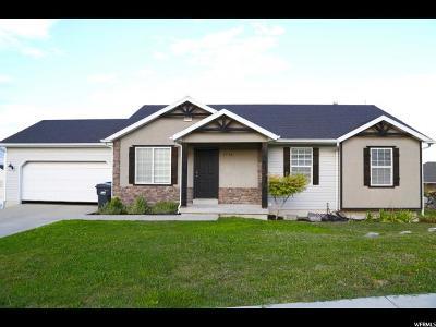 Saratoga Springs Single Family Home For Sale: 3738 Sunrise Dr
