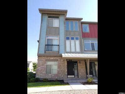 Midvale Townhouse For Sale: 877 W Soville Ct