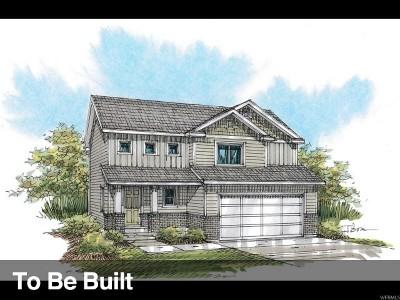 Santaquin Single Family Home For Sale: 239 W Braeburn Ln N #LOT 9