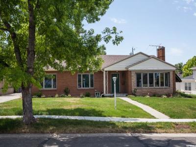 Salt Lake City Single Family Home For Sale: 2396 E Bernadine Dr