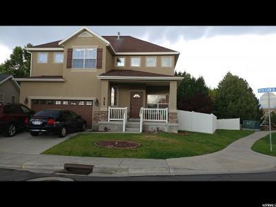 West Jordan Single Family Home For Sale: 6709 S Interlochen Ln