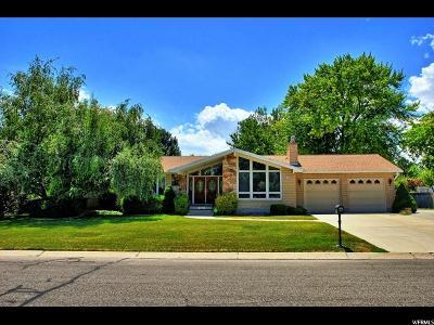 West Jordan Single Family Home For Sale: 2841 W 6870 S