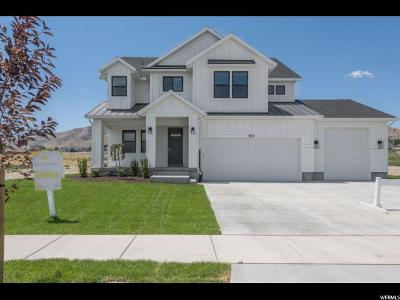 Saratoga Springs Single Family Home For Sale: 3713 S McGregor Ln #113