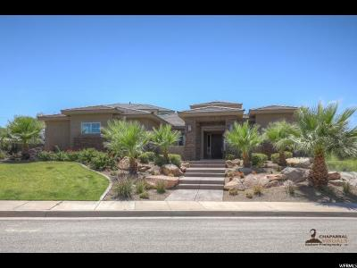 St. George Single Family Home For Sale: 2356 S 1300 W