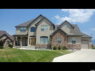 Saratoga Springs Single Family Home For Sale: 1746 S Centennial Blvd