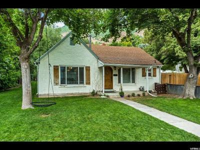 Provo Single Family Home For Sale: 1328 N Locust Ln E