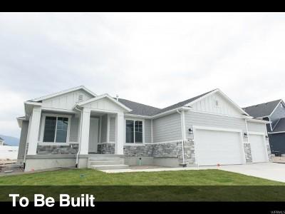 Springville Single Family Home For Sale: 578 S 1950 E #43