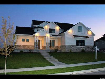 South Jordan Single Family Home For Sale: 2851 W Teamsters Dr S