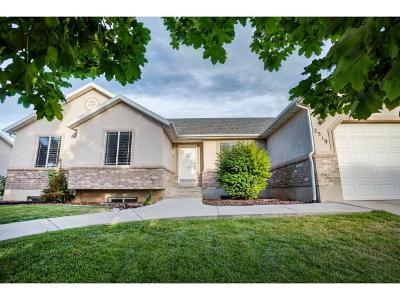 Springville Single Family Home For Sale: 2519 Cimmaron Dr
