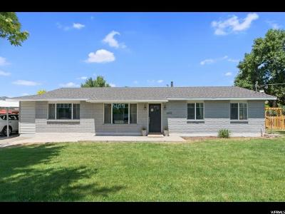 Highland Single Family Home For Sale: 6012 W 10550 N