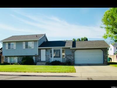 Provo Single Family Home For Sale: 864 W 1430 S