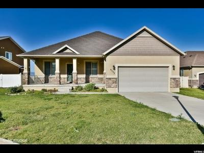 West Valley City Single Family Home For Sale: 6533 S Dusky Dr