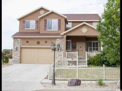Stansbury Park Single Family Home For Sale: 6175 N Schooner Ln W