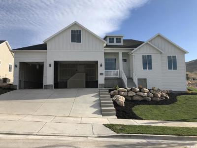Herriman Single Family Home For Sale: 14726 S Sky Bird Cir